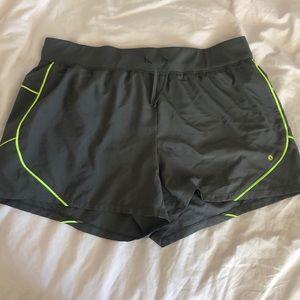 Athletic Shorts-Semi Fit